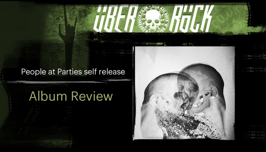 uber rock album review of people at parties